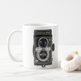 Yashica-Mat Coffee Mug