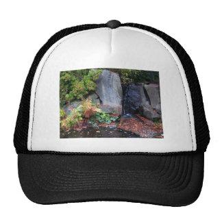 Yashiro Garden Water Feature - Photograph Trucker Hat
