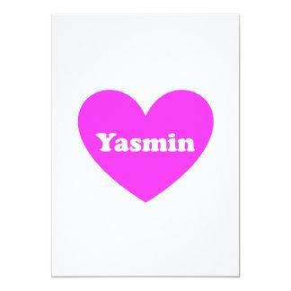 Yasmin Card