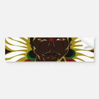 Yasmin Warsame Reference 3 (Paint.net) Bumper Sticker