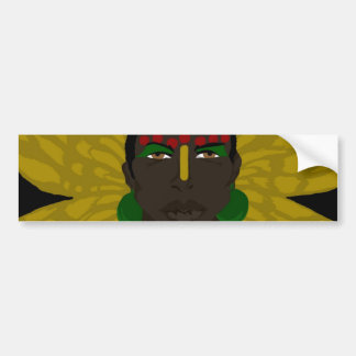 Yasmin Warsame Reference 4 (Sketchbook Pro) Bumper Sticker
