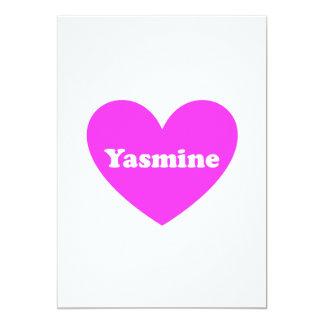 Yasmine Card