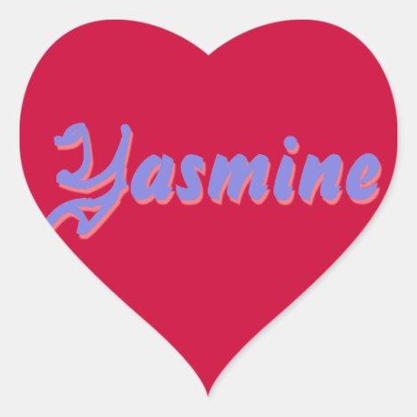Yasmine Sticker