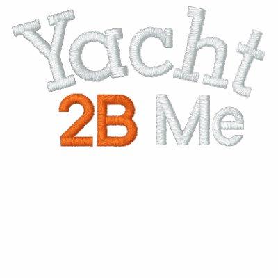 Yate 2B Me™_Fashionably casual Polo Enbordado