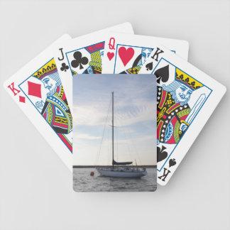 Yate Orla de Londres Baraja Cartas De Poker