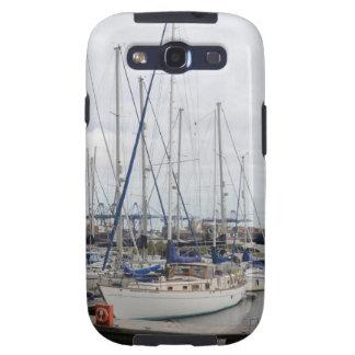 Yate Phoenix de Hamble Samsung Galaxy S3 Protectores