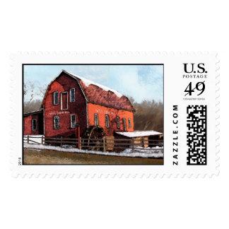 Yates Cider Mill Stamp