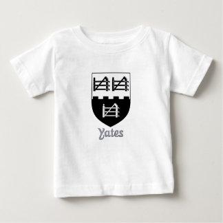 Yates Family Shield Baby T-Shirt