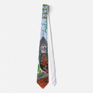 Yawanawa Art Tie