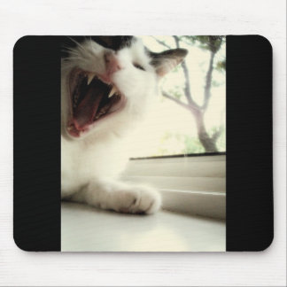 Yawn Mouse Pad