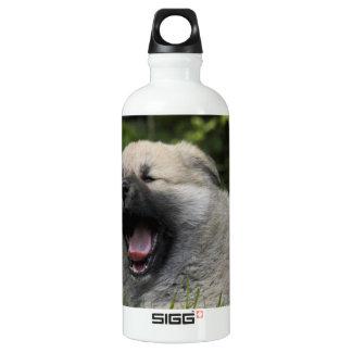 Yawning Chow Chow SIGG Traveler 0.6L Water Bottle