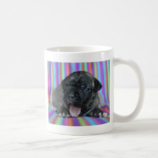 Yawning Puppy of Cuteness Coffee Mug
