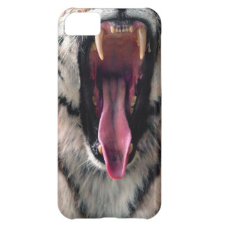 Yawning tiger 2 cover for iPhone 5C
