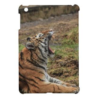 Yawning Tiger iPad Mini Case