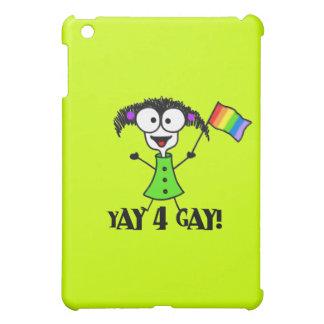 Yay 4 Gay iPad Mini Cover