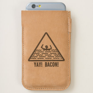 Yay Bacon iPhone 6/6S Case