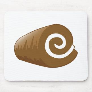 Yay For Color Chocolate Log Mousepad