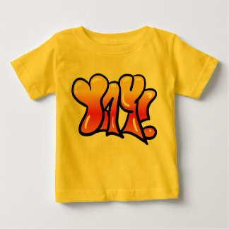 Yay! Graffiti Tee Shirt