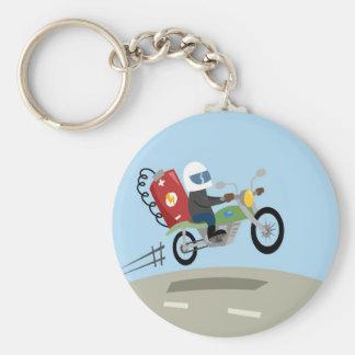 Yay para la bici de la batería del color llavero redondo tipo pin