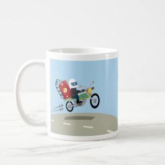 Yay para la bici de la batería del color taza de café