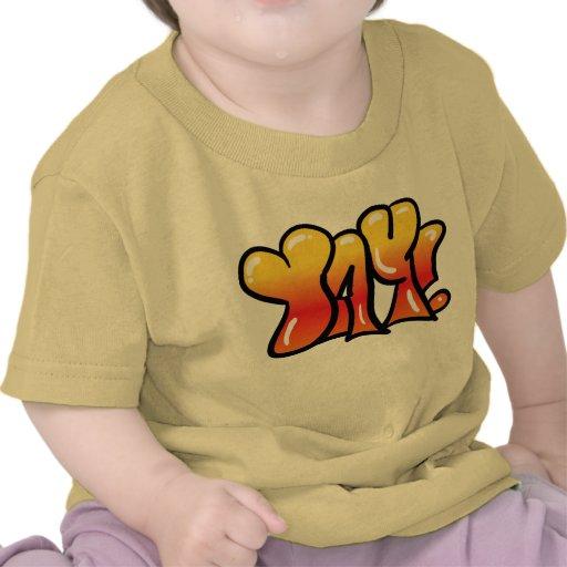 ¡Yay! Pintada Camisetas