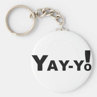 Yay-Yo! Keychain