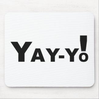 Yay-Yo Mouse Pads