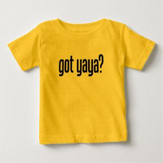 yaya conseguido tee shirt