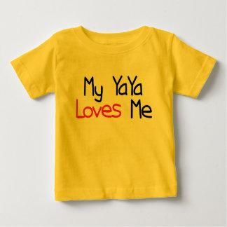 YaYa Loves Me Baby T-Shirt