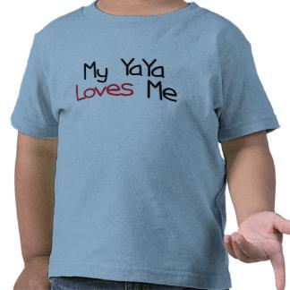 YaYa Loves Me Tee Shirt