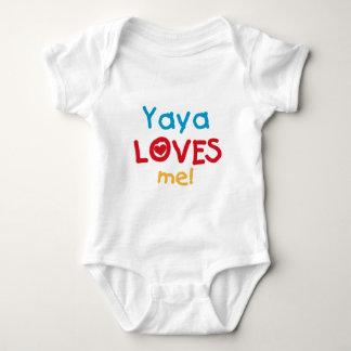 Yaya Loves Me tshirts and Gifts