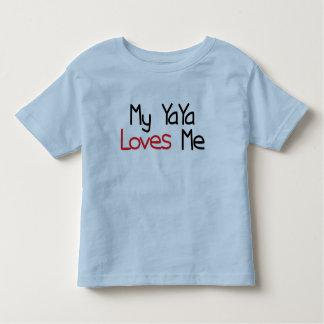 YaYa me ama T Shirt
