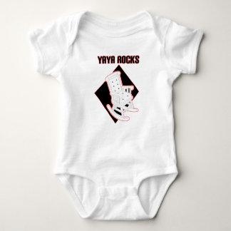 YaYa Rocks Infant Creeper