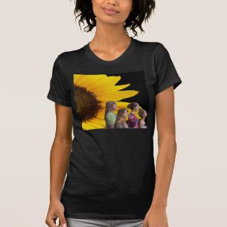 YaYa Sunflower Profile T-shirt