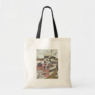Yayoi asukayama hanami Ukiyoe Bag