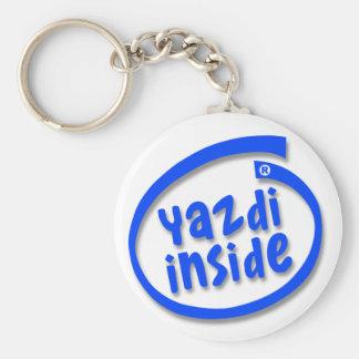 Yazdi Inside Keychain