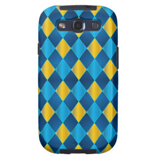 YB Harlequin Galaxy S3 Cover