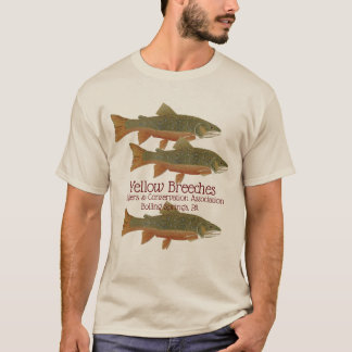 YBAC Brook Trout T Shirt
