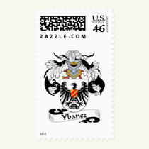 Ybanez Family Crest Stamps