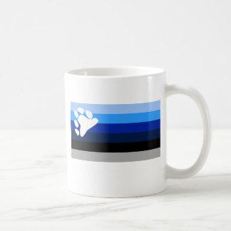 YBOR ISLA VIEQUES BLUES COFFEE MUG