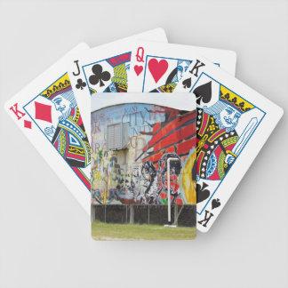 Ybor Mural Poker Deck