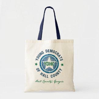 YDHC Logo Budget Tote Bag