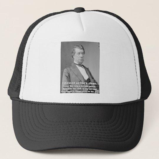 Ye Dirty Olde Man 4 Trucker Hat