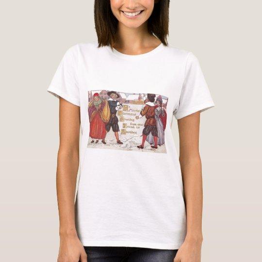 Ye Merrie Christmas T-Shirt