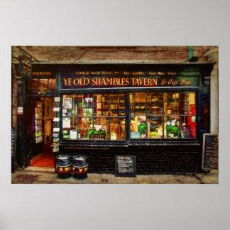 Ye Old Shambles Tavern Poster