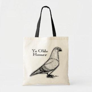 Ye Olde Homer Canvas Bag