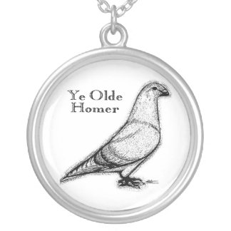 Ye Olde Homer Necklace