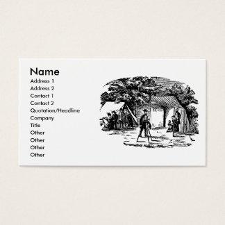 Ye Olde Photographer Business Card