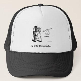 Ye Olde Photographer-Darkroom Trunk Trucker Hat