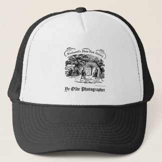 Ye Olde Photographer Tent Studio Trucker Hat